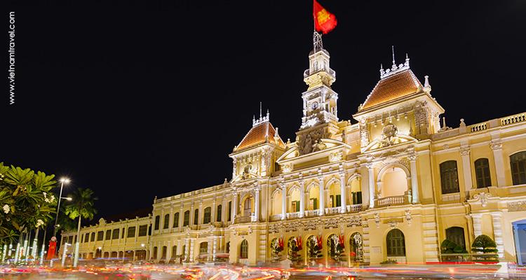 Day 10: Ho Chi Minh City Tour.