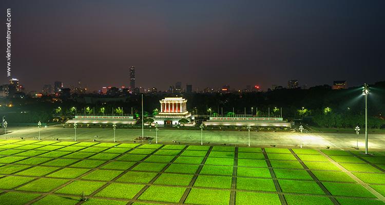 Day 9: Hanoi City Tour.
