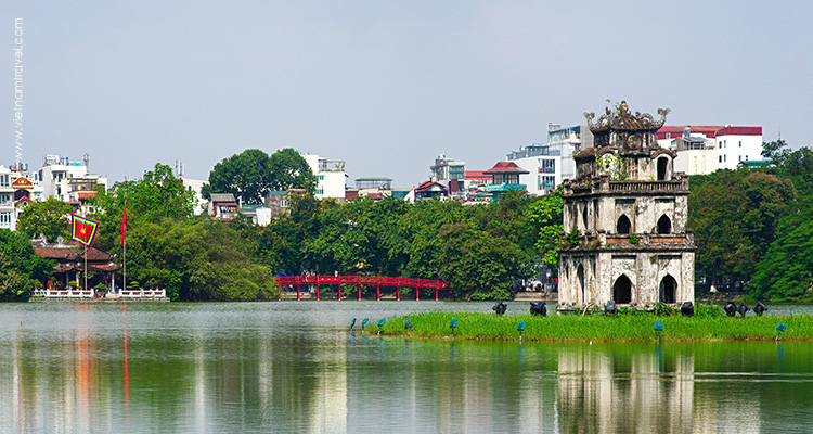 Day 2: Hanoi City Tour – Night train to Laocai.
