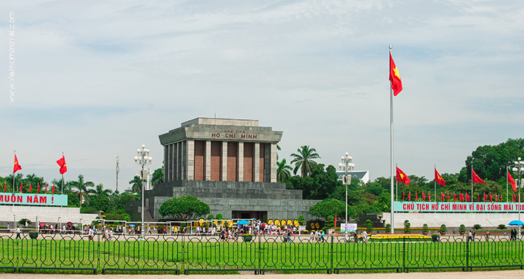 Day 8: Hanoi City Tour.