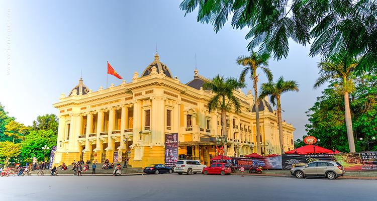 Day 10: Hanoi City Tour – Departure.