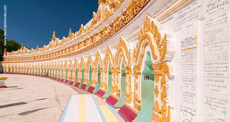 Day 5: Amarapura – Sagaing – Ava.