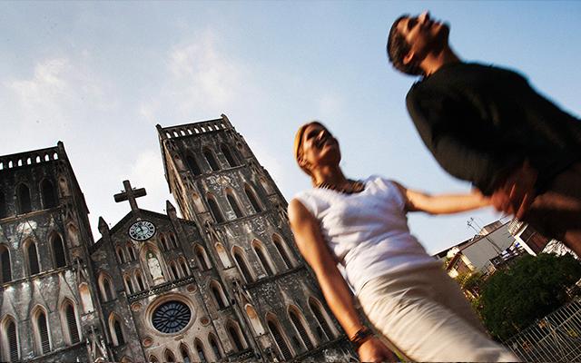 Manila - Hanoi: Free & Easy