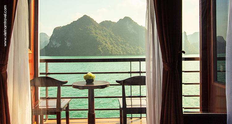 Day 3: Halong Bay Cruise – Hanoi – Fly to Hoian.