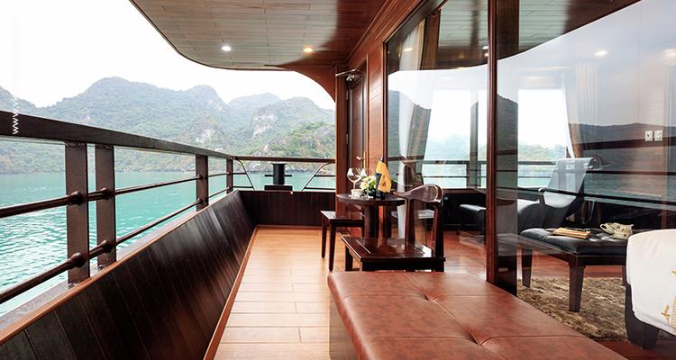 Day 8: Hai Phong – Lan Ha Bay – Cruise Halong Bay – Overnight on cruise.