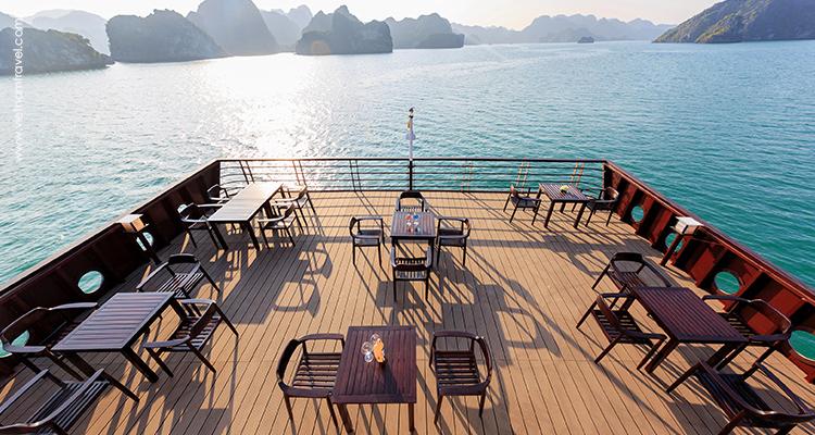 Day 4: Halong Bay – Overnight on cruise.