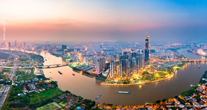 Tours starting from Ho Chi Minh City