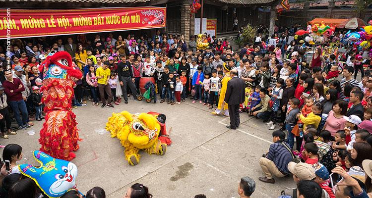 Vietnam traditional festival