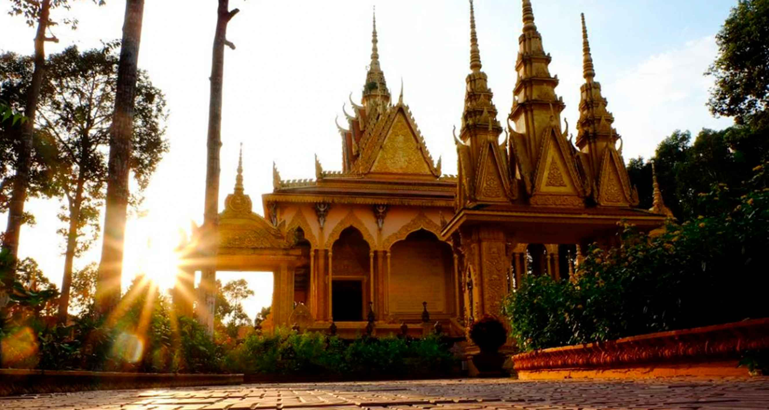 "Tra Vinh –  The ""Holy Land"" of the Khmer Cambodian"