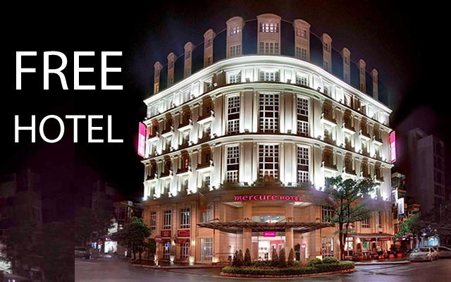 Book Paradise Luxury Cruise - Get Hotel Free In Hanoi