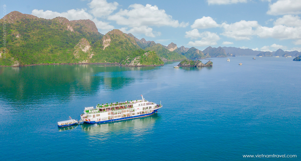 Capture some shots at the best angles on your cruise