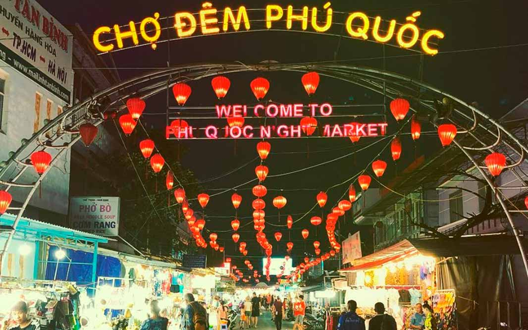 Night Markets in Phu Quoc