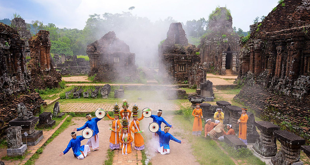 My Son Sanctuary - The world cultural heritage