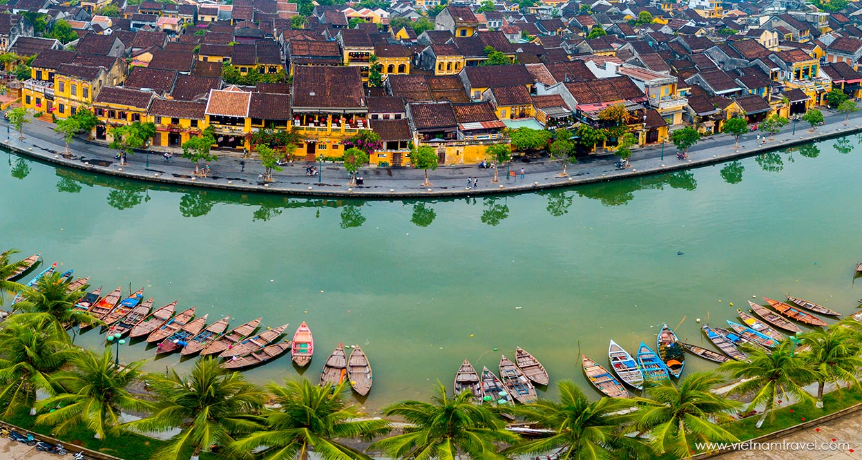 Hoi An is on the TOP 15 cities in the world