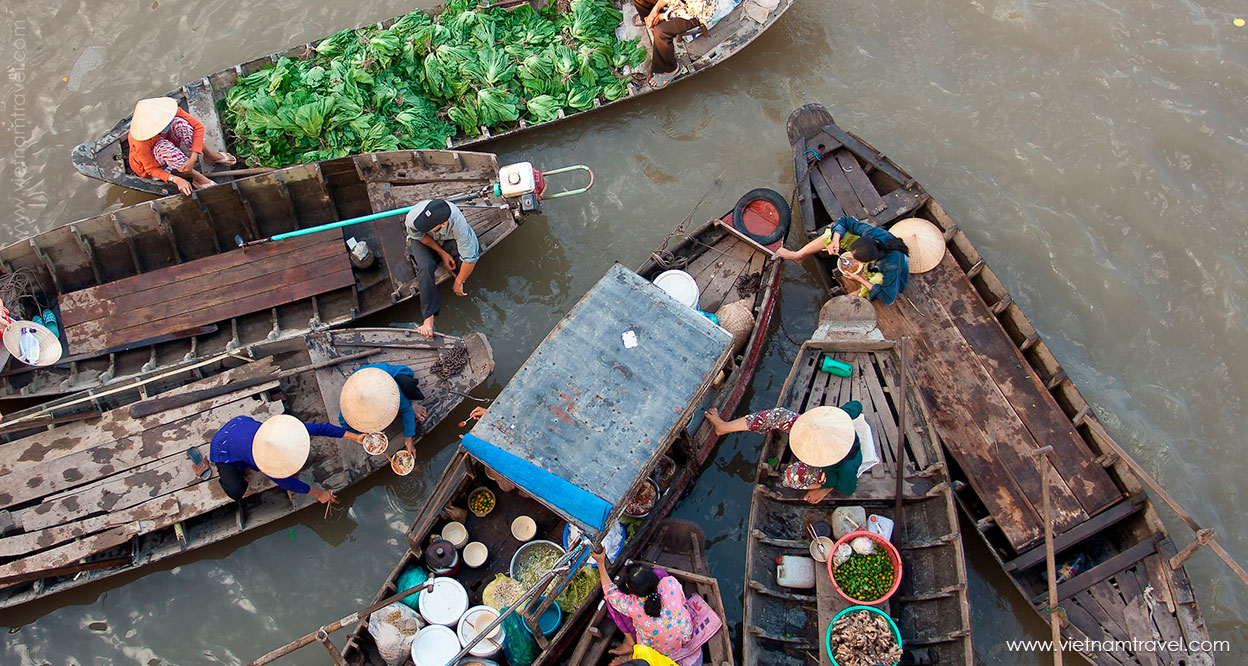 River Floating Market – Beach Break & Leisure Cruise