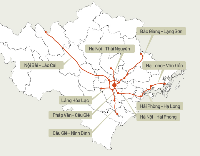 9 highways connect the northern provinces with the capital (2)