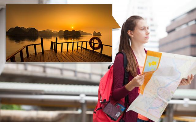Vietnam Travel Map