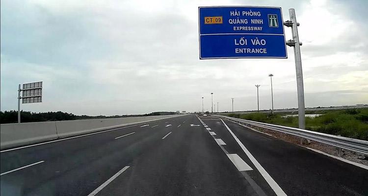 Hai Phong - Quang Ninh free way