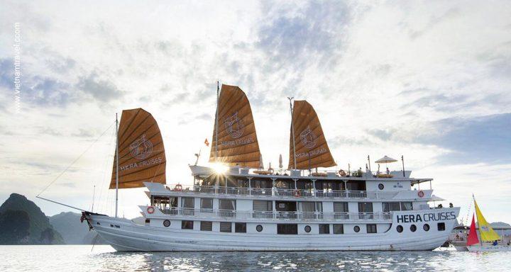 Hera Cruise - halong