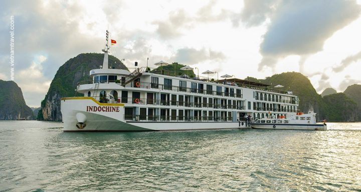 Indochine Cruise halong vietnam