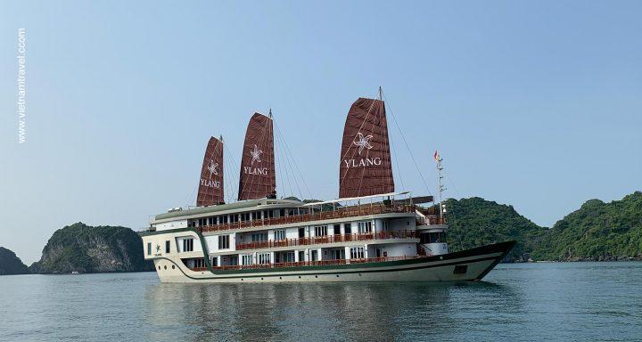 Ylang Cruise Halong Vietnam