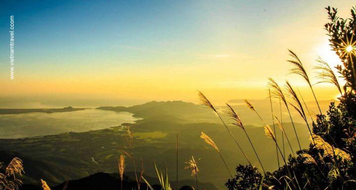 bach ma national Park vietnam