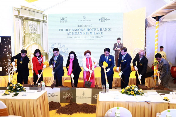 New Four Seasons Hotel To Open In Hanoi, Vietnam