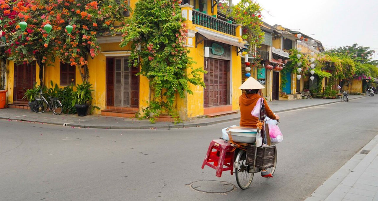 picture of hoian in covid 19