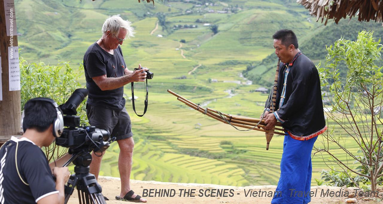 image rice terraces in vietnam