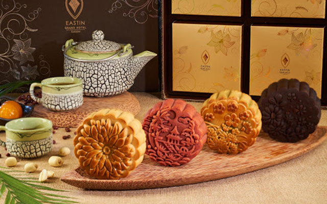 Flavours of Mooncake & Traditional Mooncake