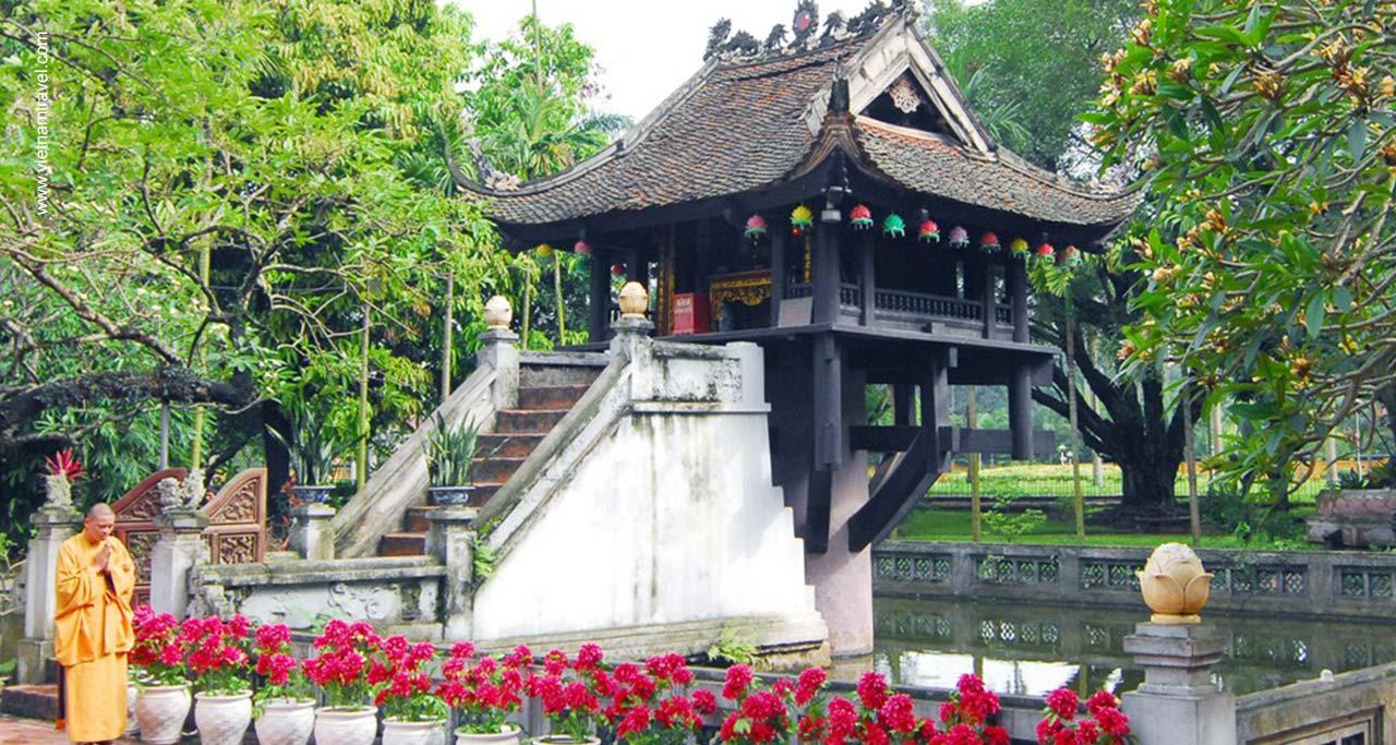 Day 13: Hanoi City Tour.