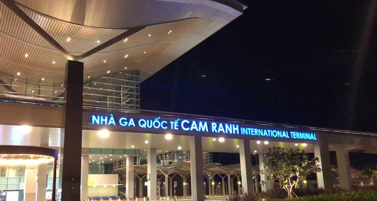 cam ranh international airport vietnam
