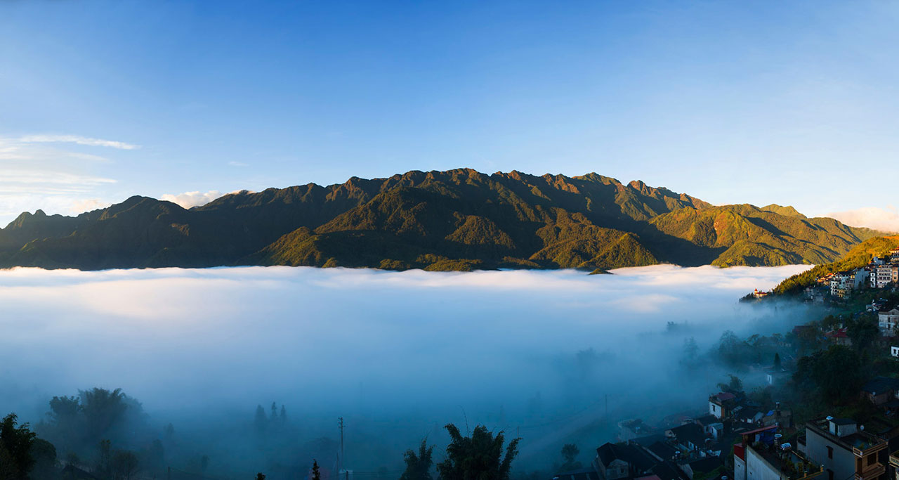 Hoang Lien Mountain