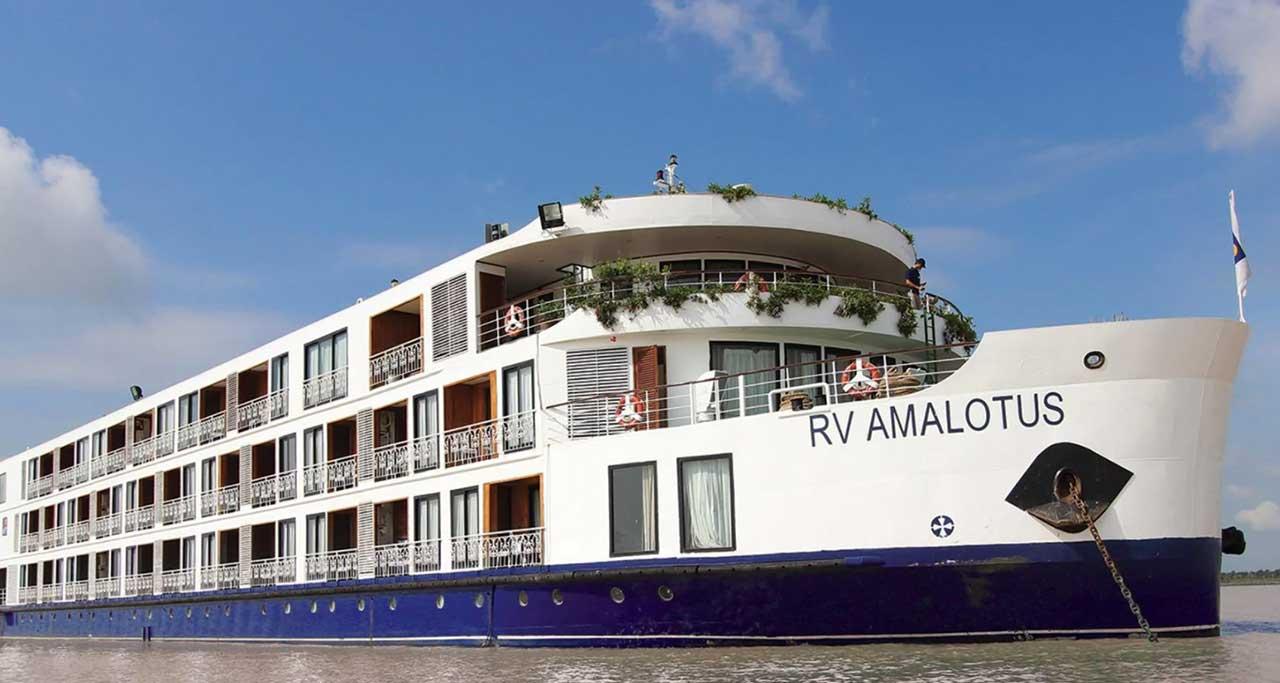 RV Amalotus Cruise