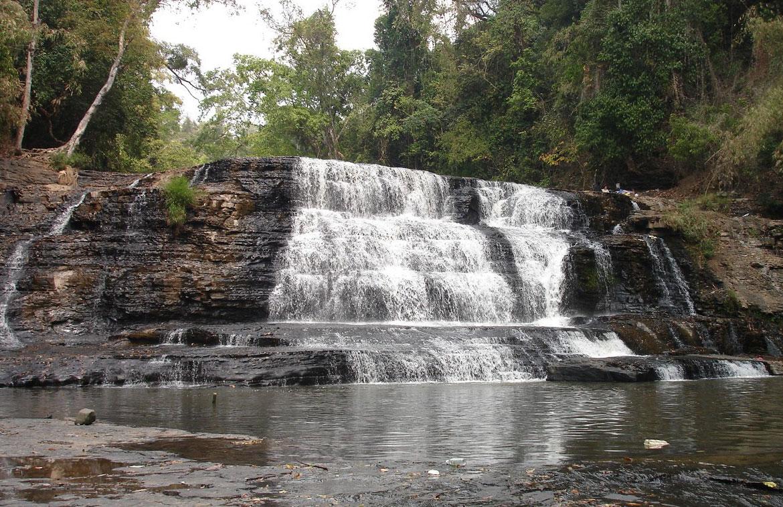 Thuy Tien Waterfall in Dak Lak