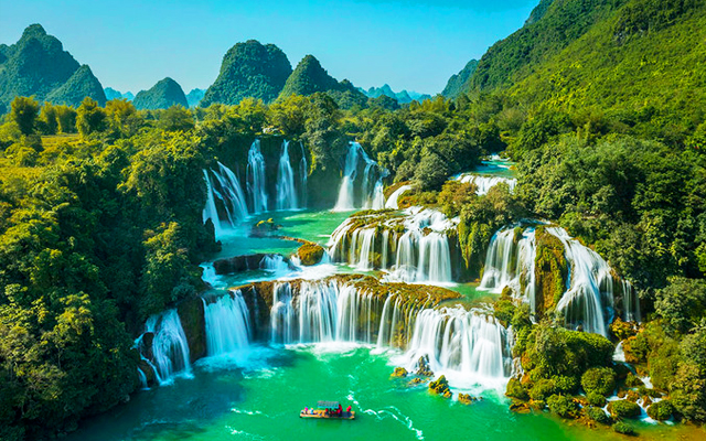 Top 10 Waterfalls In Vietnam