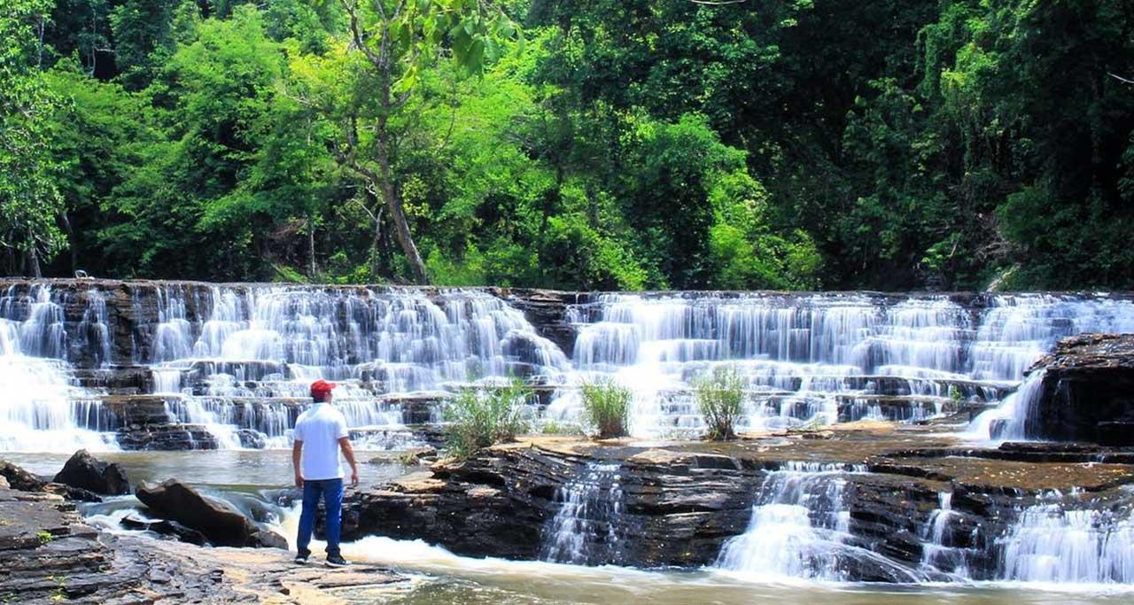Thuy Tien Waterfall