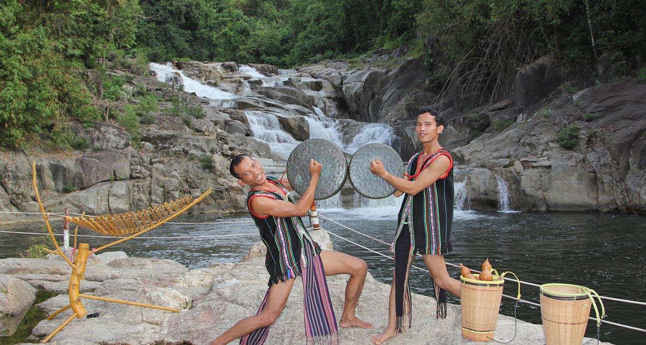 Yang Bay Waterfall, Nha Trang