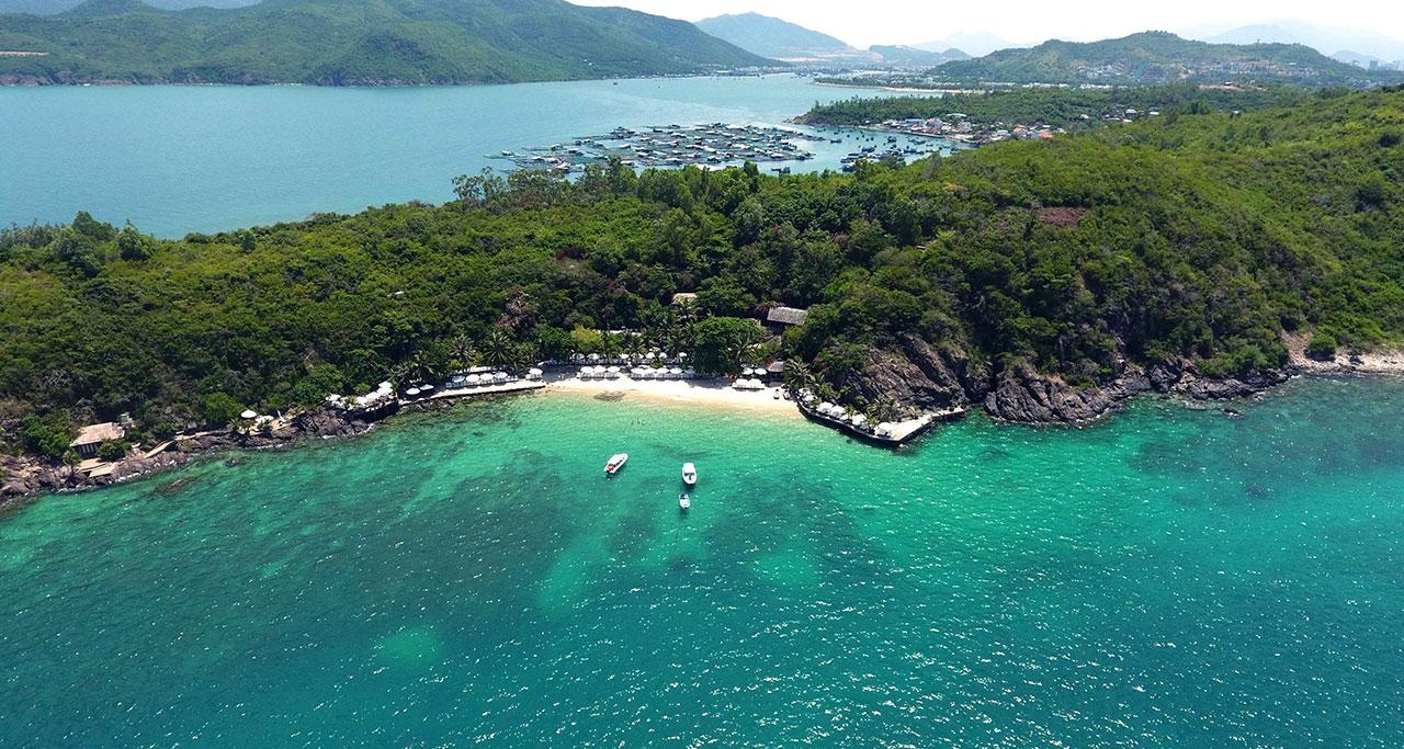 Hon Tre island, Khanh Hoa