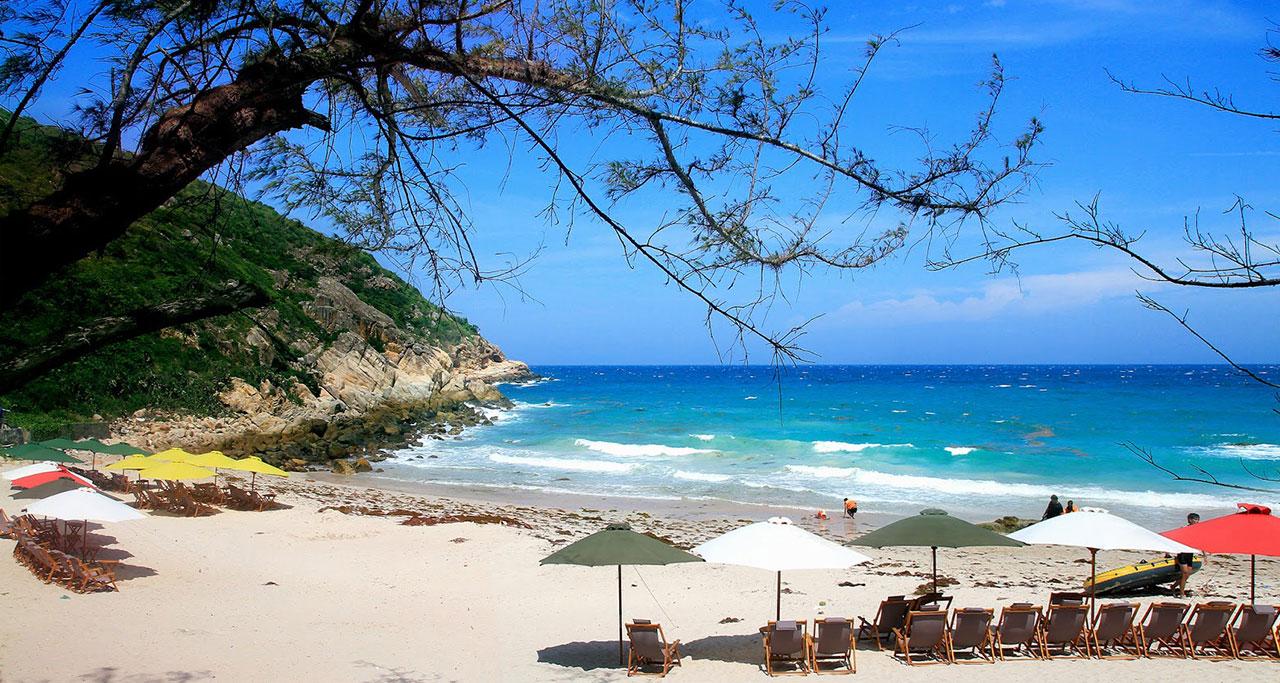 incredible scenery of Binh Ba