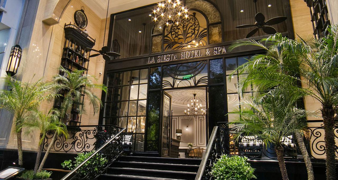 La Siesta Central Hotel & Spa
