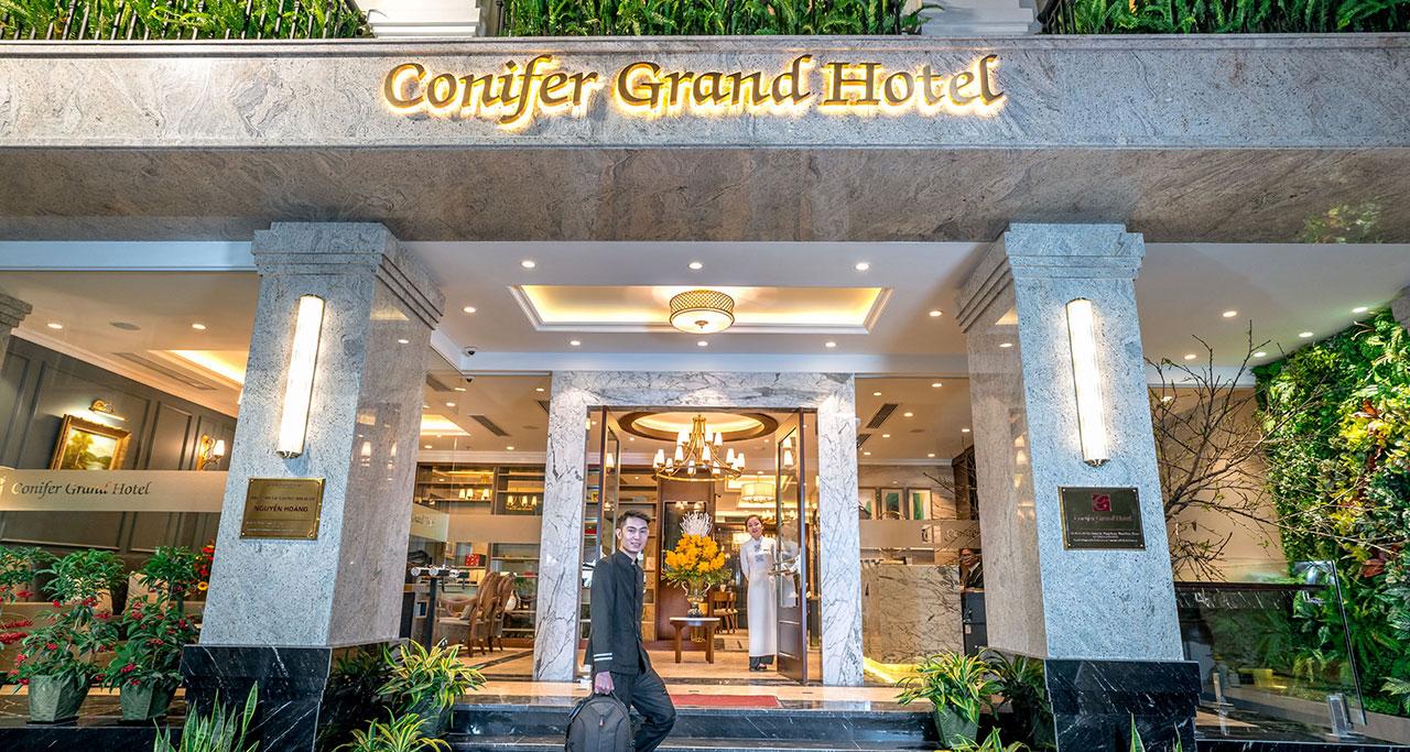 Conifer Grand Hanoi Hotel