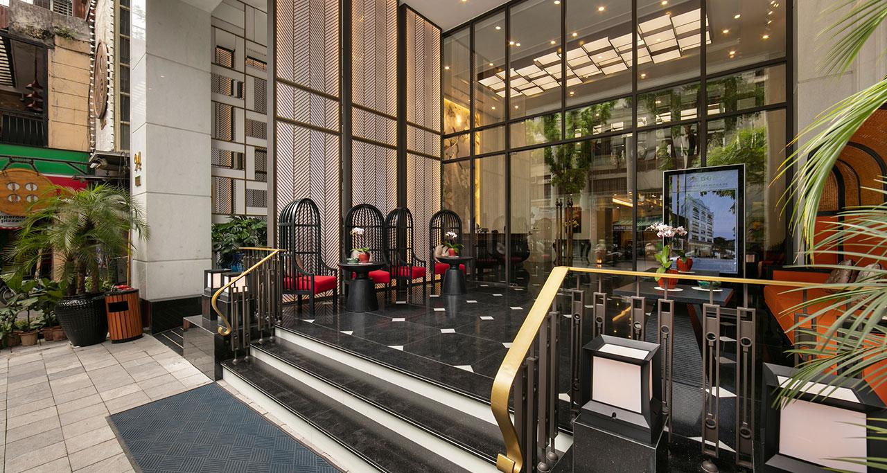 The Oriental Jade Hotel