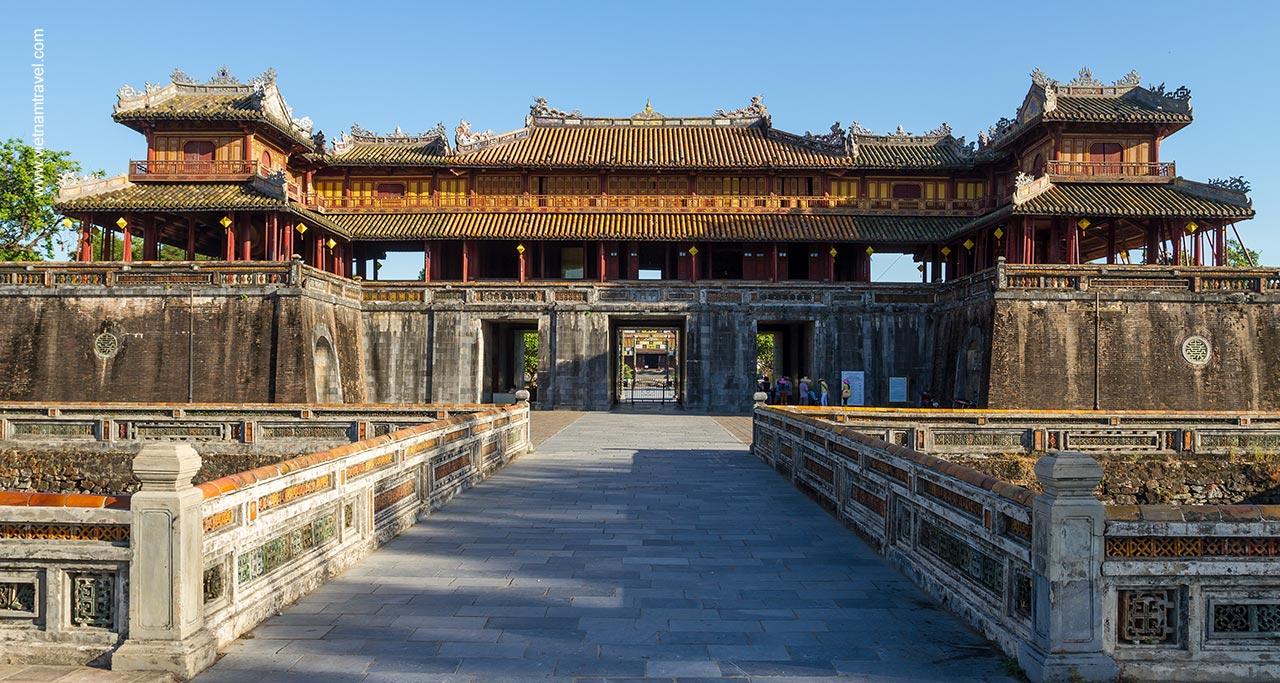 Lau Ngu Phung in Imperial Citadel