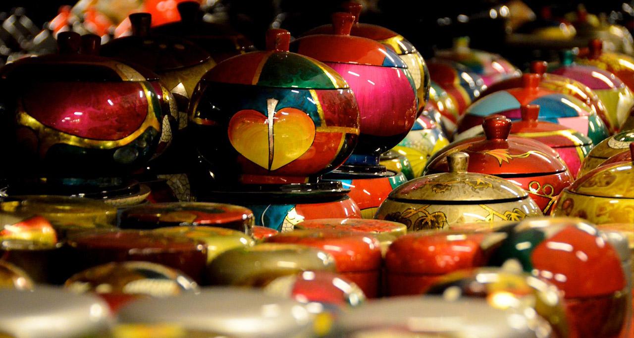 Vietnamese's Lacquerware