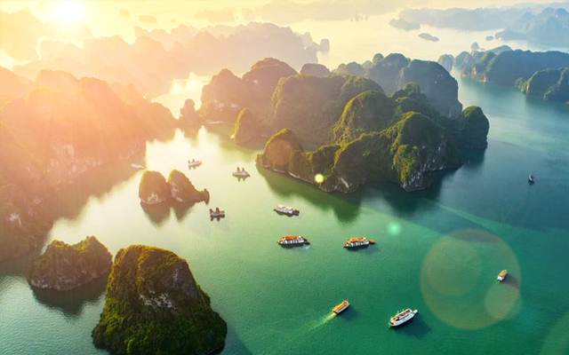 Halong Bay - Top 10 Places In Southeast Asia
