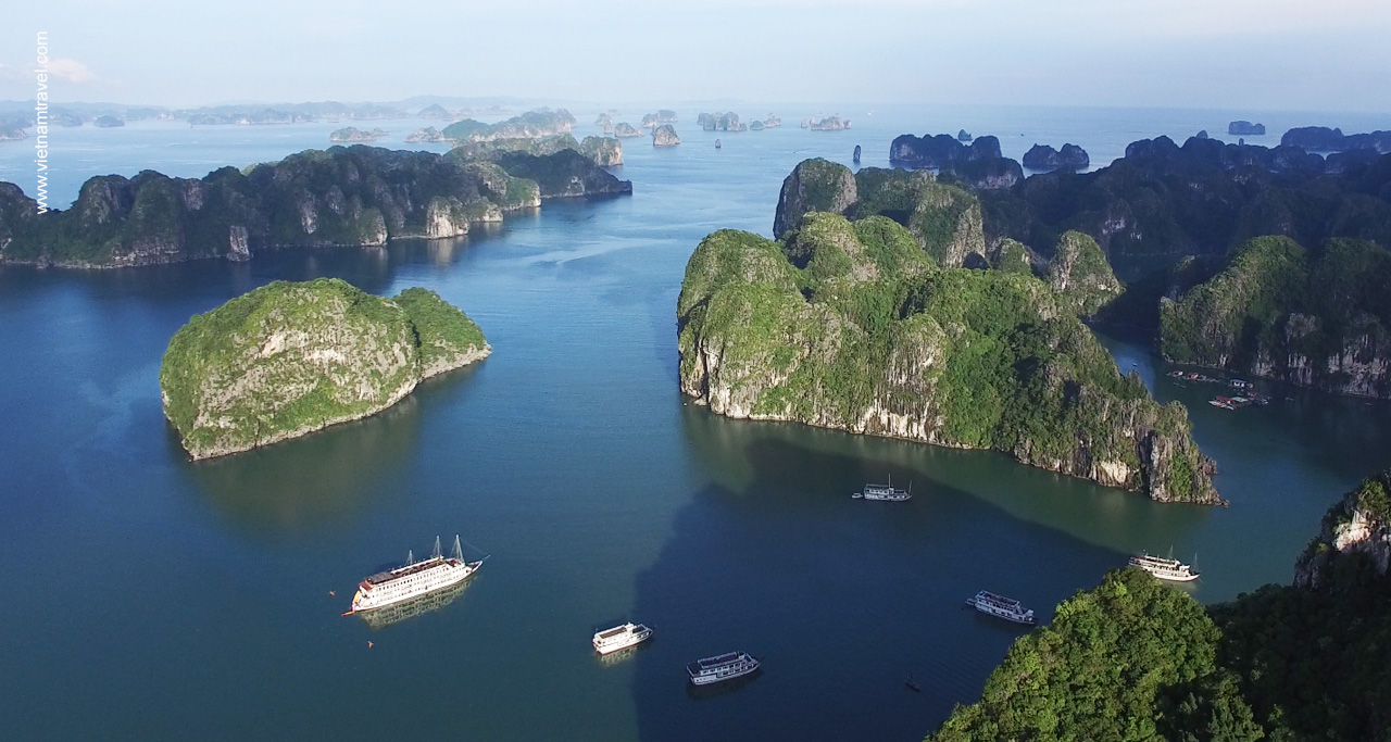Detailed Itinerary of Lan Ha Day Cruise Excursion