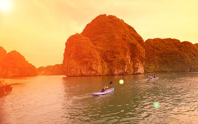 Lan Ha Day Cruise Excursion