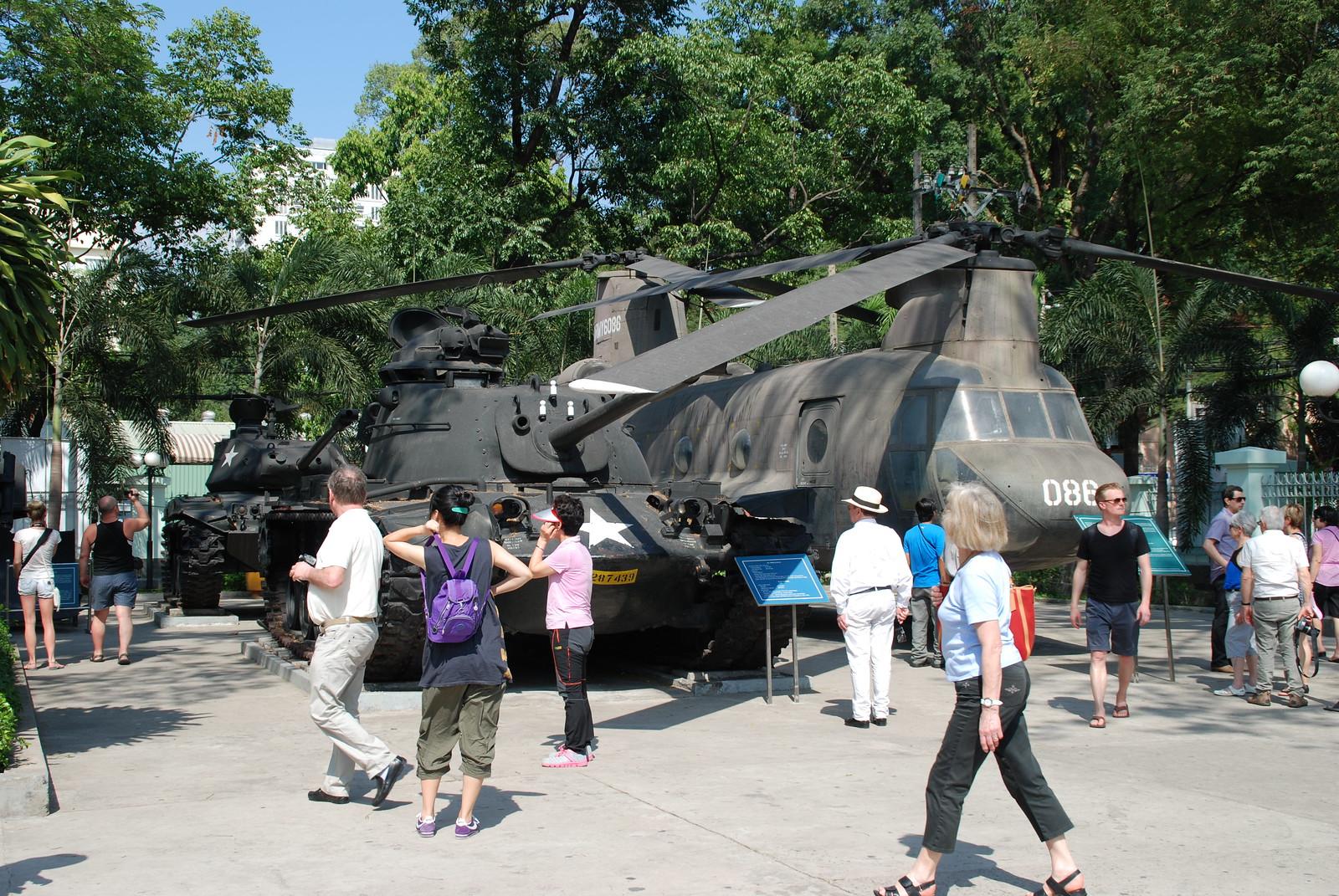 War Remnants Museum in HCM City