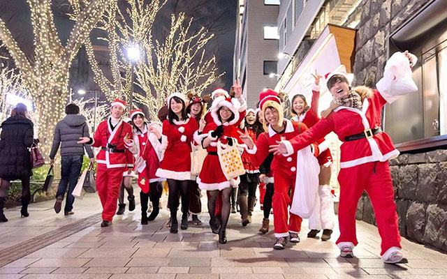 Best places for Christmas in HCM City